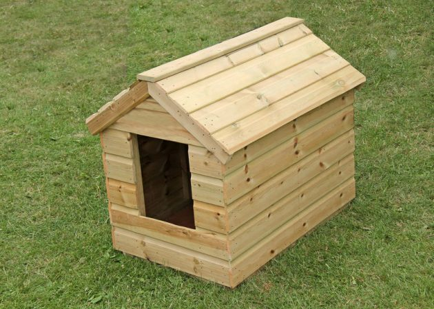 10 Simple But Beautiful DIY Dog House Designs That You Can Do Easily