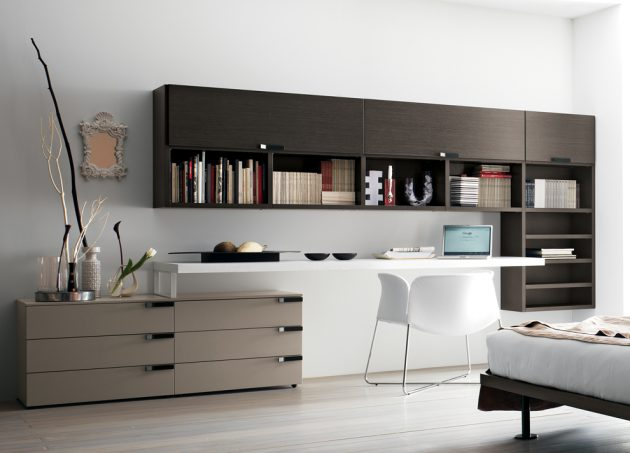 17 Modern Home Office Designs That Will Attract Your Attention