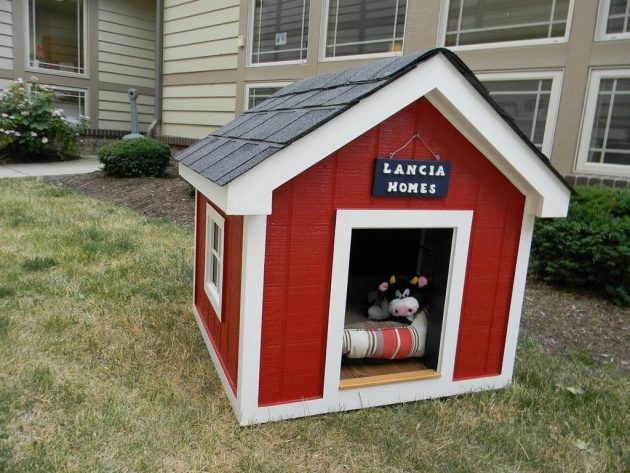 10 simple but beautiful diy dog house designs that you can do easily - Beautiful Dog Houses