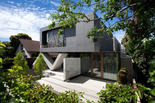 Brighton Residence by Max Architects and Minka Interiors in Melbourne, Australia