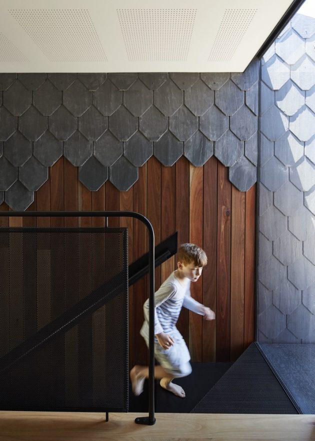 Charles House by Austin Maynard Architects in Kew, Australia