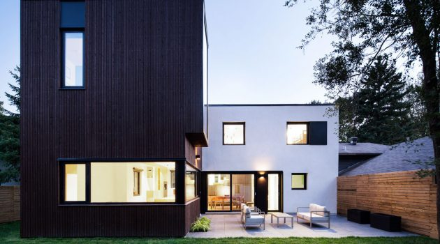 Connaught Residence by NatureHumaine in Montreal, Canada