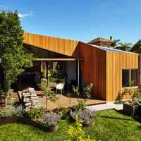 Diagonal House by Simon Whibley Architecture in Melbourne, Australia