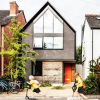 Elmthorpe House by Waind Gohil Architects in Oxford, United Kingdom