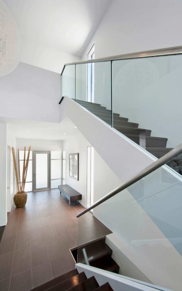 Fraser Residence by Christopher Simmonds Architects in Ottawa, Canada