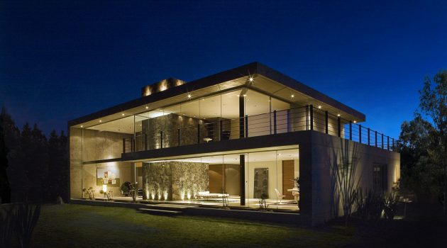 GP House by Bitar Arquitectos in Pachuca, Mexico