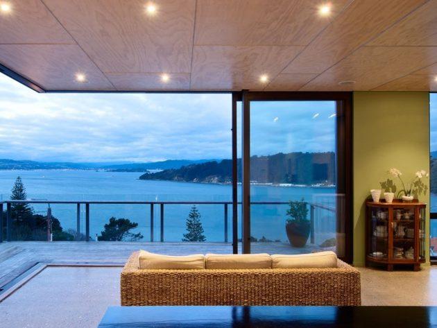 Hataitai Home By John Mills Architects In Wellington New