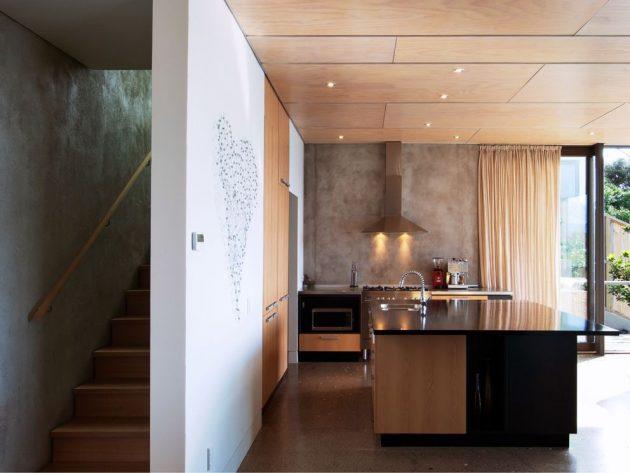 Hataitai Home by John Mills Architects in Wellington, New Zealand