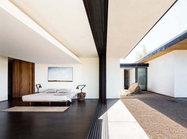 Oak Knoll Residence by Jørgensen Design in California, USA