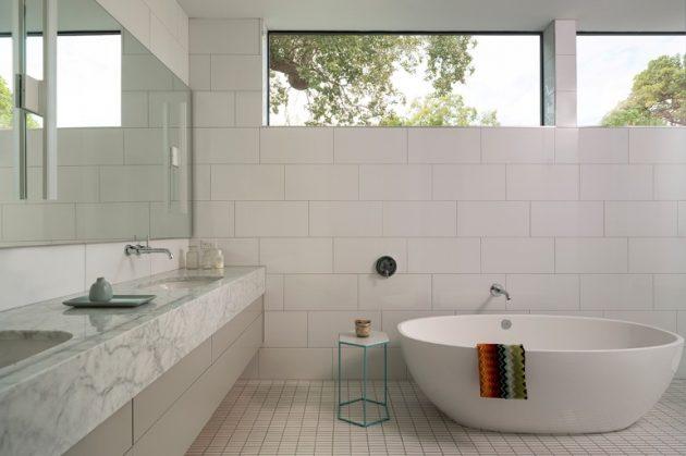 Palma Plaza Spec Residence by Dick Clark + Associates in Austin, Texas