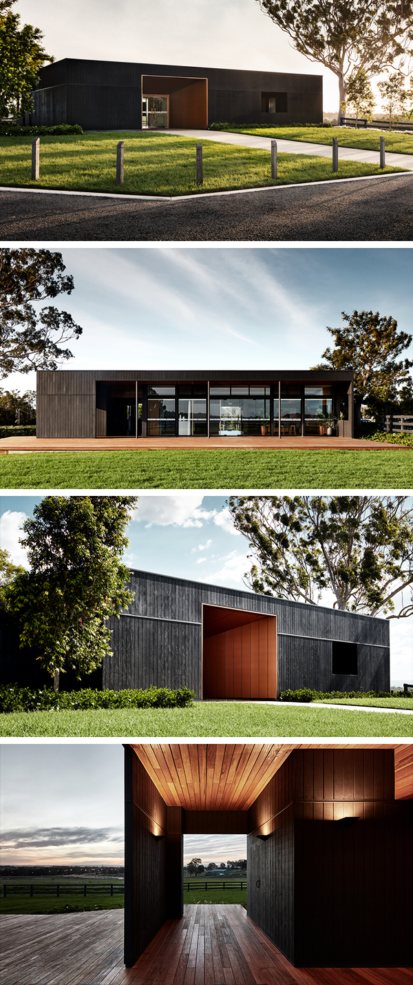 The Dairy by Those Architects in Sydney, Australia