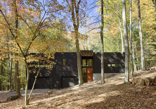 TinkerBox Residence by Studio MM in Kerhonkson, New York