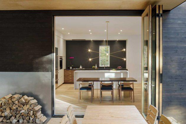 TinkerBox Residence by Studio MM in Kerhonkson, New York