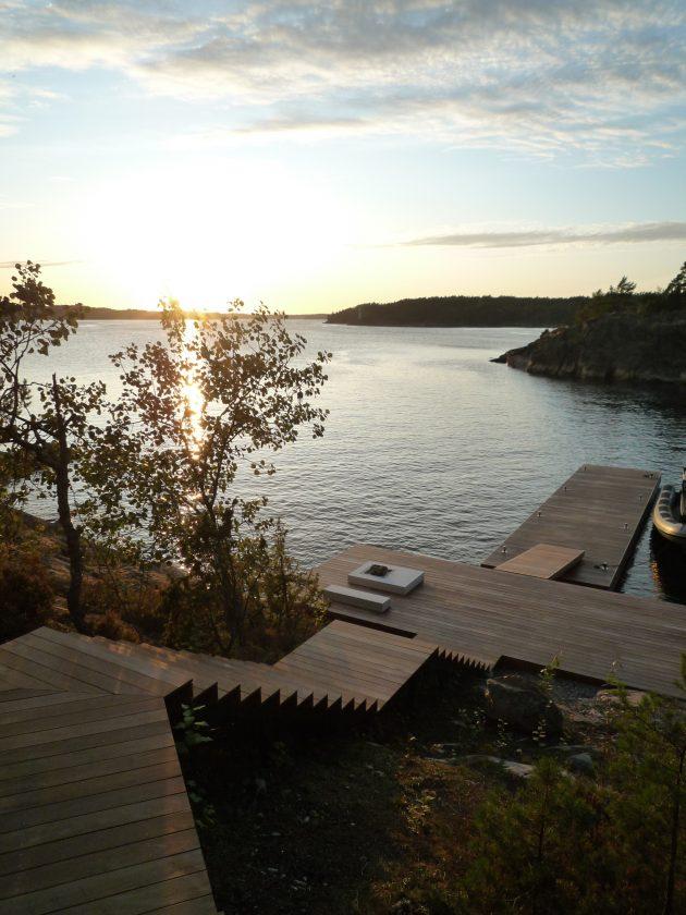 Villa Överby by John Robert Nilsson Arkitektkontor in ...