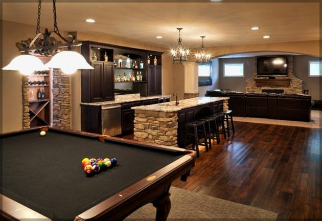 Amazing Ideas for Basement Renovation