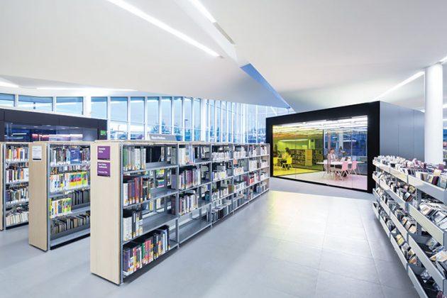 Making Libraries Pretty