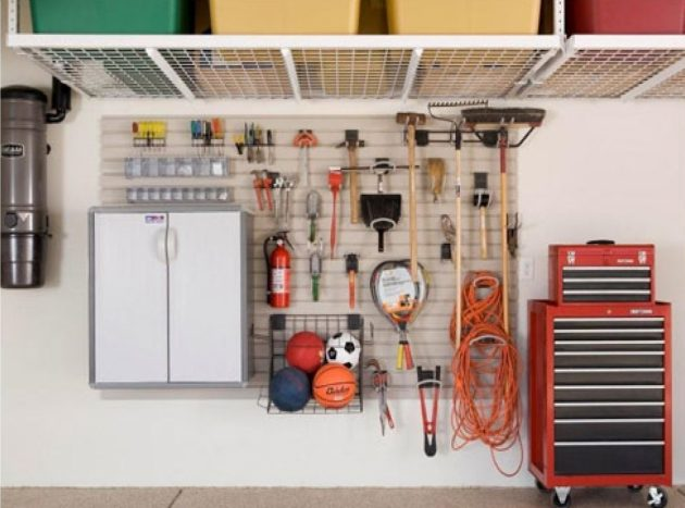 15 Attractive Ideas For Better Garage Organization