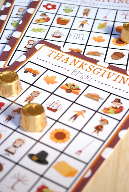 12 Cool Thanksgiving Printables That You Can Get For Free