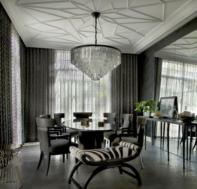Art Deco Interior Designs And Furniture Ideas: 18 Magnificent Ideas For Decorating Modern Interior Design