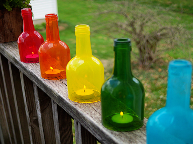 15 Cool DIY Wine Bottle Crafts That You Can Easily Make
