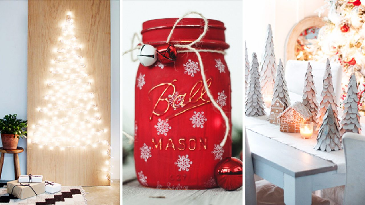 15 Magical Diy Christmas Decor Ideas You Ll Craft Right Now