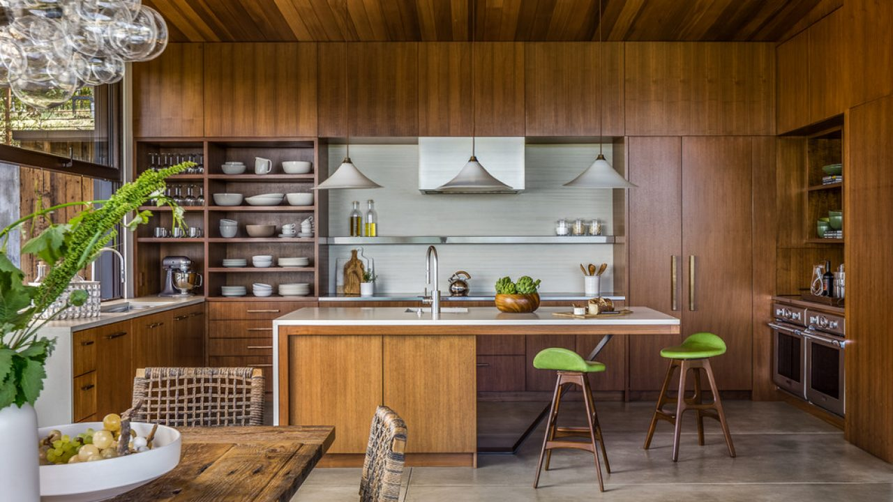 Asian Kitchen Designs That Will Inspire