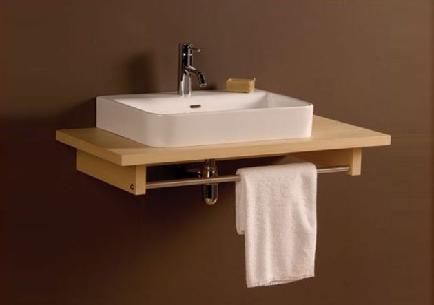 compact sinks for small bathrooms 17 captivating mini sink designs for small bathrooms 22966 | 17 1 630x443
