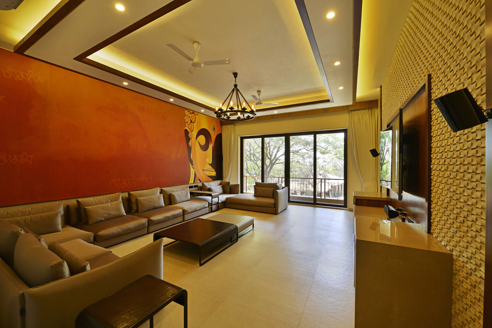 17 spectacular asian living room designs you're going to