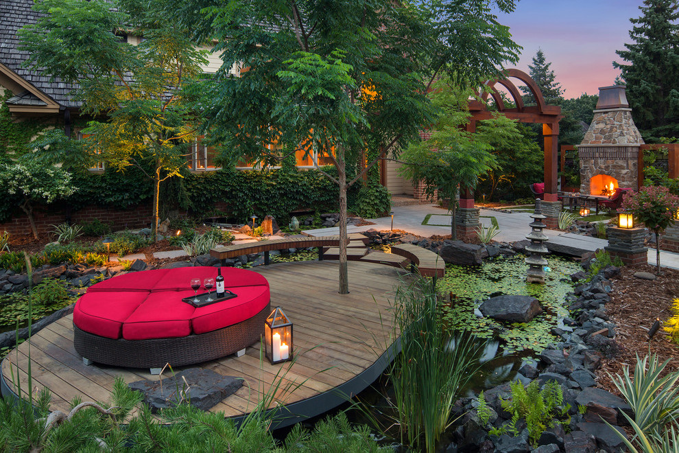 18 Outstanding Asian Deck Designs With Ideas You Can Use ...