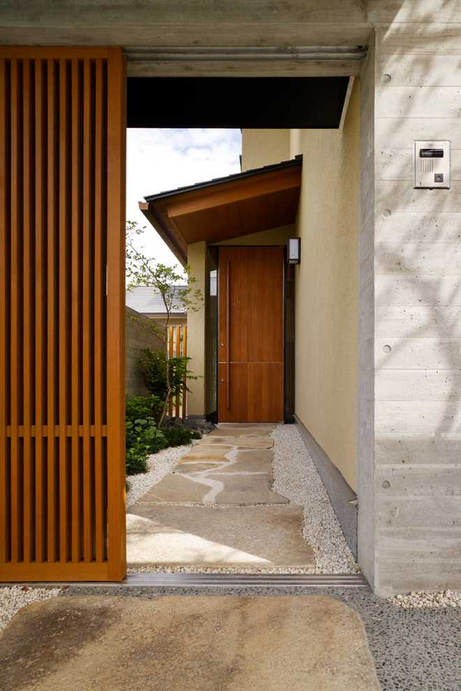 18 Subtle Asian Entrance Designs That Will Invite You Inside