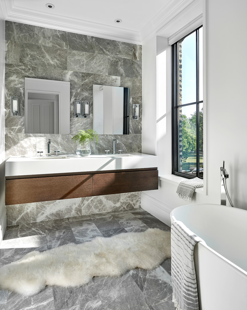 20 Masterful Bathroom Interiors That Will Inspire A Renovation