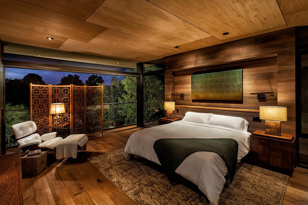 Bamboo House Interior