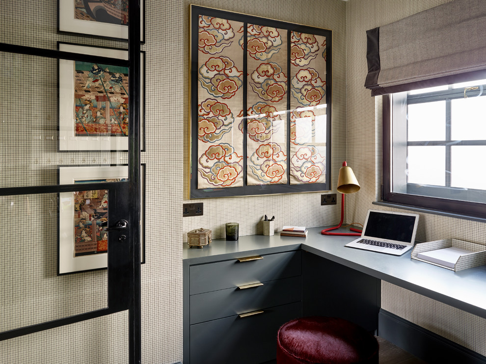 20 Sophisticated Asian Home Office Designs That Are As Elegant As They Are Practical