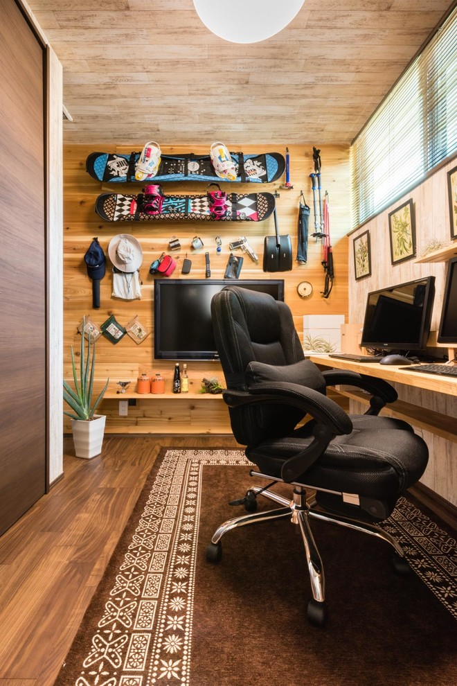 20 sophisticated asian home office designs that are as for The design home