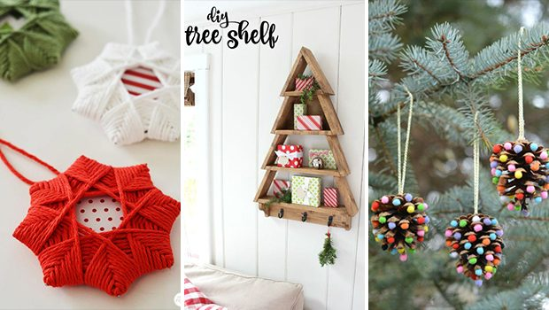 20 Splendid DIY Christmas Decor Ideas You'll Definitely Want To Try
