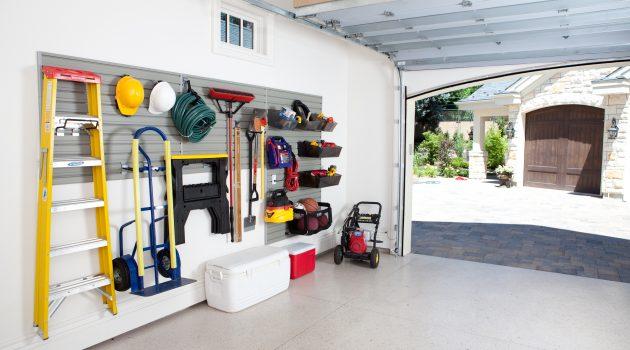 15 Attractive Ideas For Better Garage Organization