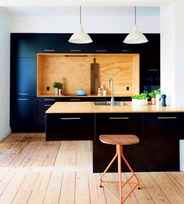 18 Attractive Ideas For Decorating Contemporary Kitchen