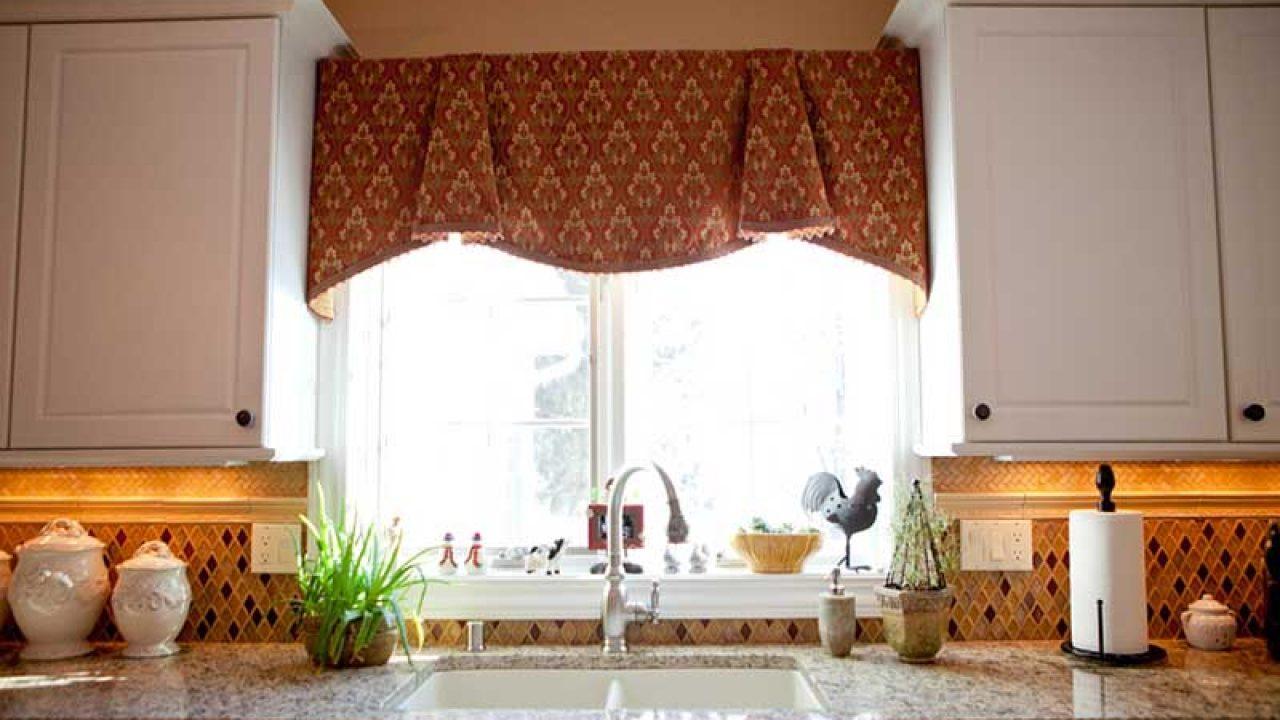 Как выбрать лучшие кухонные шторы