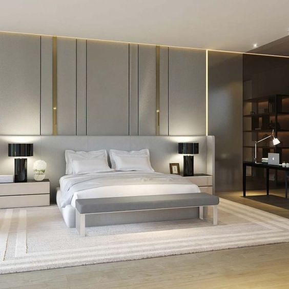 19 Captivating Modern Bedrooms That Will Leave You Speechless