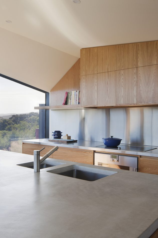 Aireys House by Byrne Architects in Victoria, Australia