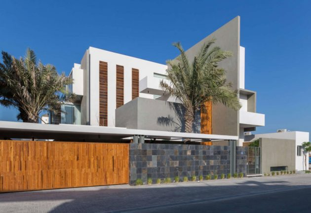 Amwaj Villa by Moriq in Amwaj, Bahrain
