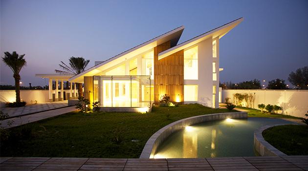 Bahrain House by MORIQ in Al Hamalah, Bahrain
