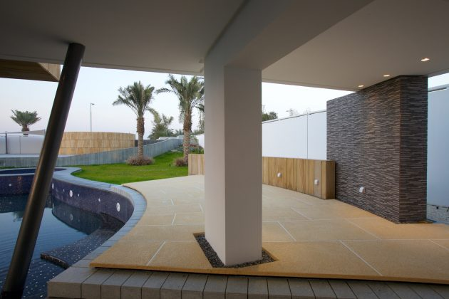 Bahrain House by MORIQ in Al Hamalah, Bahrain