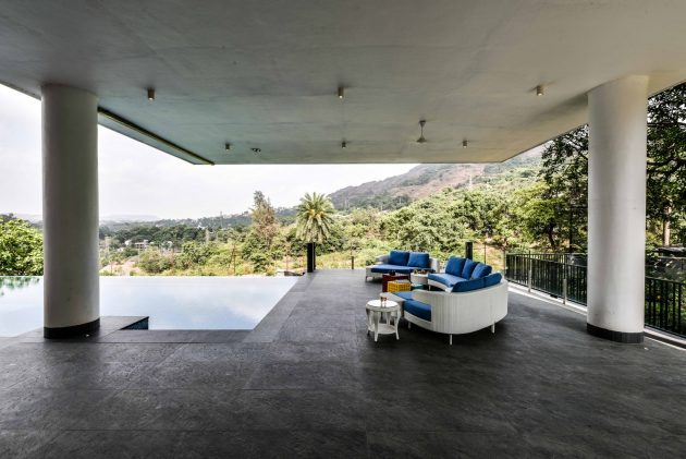 Infinity House by GA Design in Lonavala, India