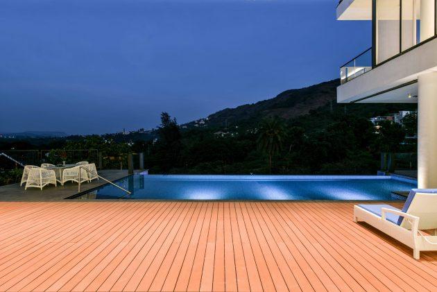Infinity House by GA Design in Lonavala, India