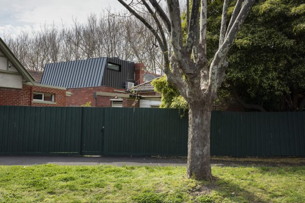 Jigsaw House by McMahon and Nerlich Architects in Melbourne, Australia