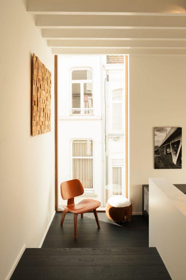 LKS House by P8 Architecten in Lier, Belgium