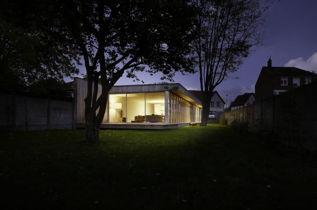 Little House by TANK Archictects in Arras, France