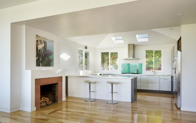 Morris House by Martin Fenlon Architecture in Los Angeles, California