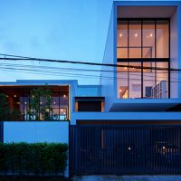 NY House by IDIN Architects in Bangkok, Thailand